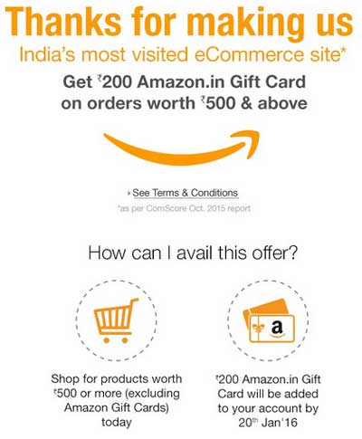 Amazon Mega Loot Offer