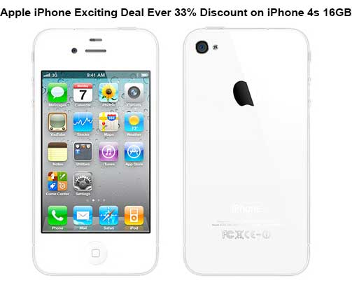 Apple iPhone Exciting Deal Ever