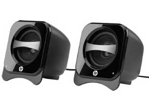 HP 2.0 Compact Speakers at Askmebazaar