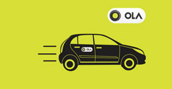 OlaCabs First Ride