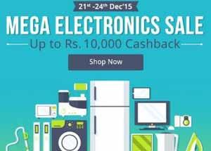 Paytm Mega Electronic Sale