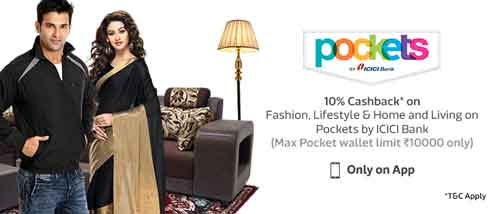 Pockets by ICICI Bank