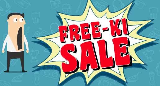 ShopClues Free Ki Sale