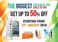 Biggest Republic Day Sale