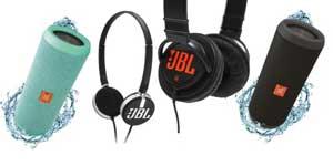 JBL Headphones & Speaker