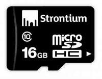 Strontium 16 GB Micro SD Card Class 10
