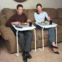 Table Mate Portable Adjustable Dinner
