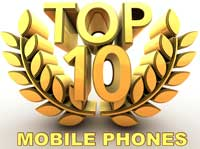 Top 10 Mobile Phones in India