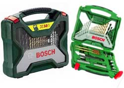 Bosch X50Ti 50 Piece Drill Bit Set at Lowest Online Price