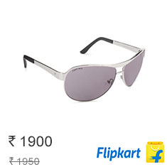 Fastrack Aviator Sunglasses UV Rays Protection at 2% Off Buy Now