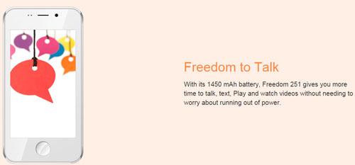 Freedom251 Screenshot 5