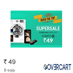 Super Sale Huge Discount Deals