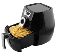 HomePro GLA601 2.2L Air Fryer (Black) at 34% Off + Cashback