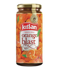 Kissan Orange Blast Jam 320 gm at 10% Off