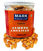 Mark Premium Pack Of 2 Almond American (200 gm) at 6% Off + Cashback