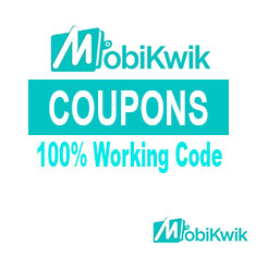 Mobikwik discount coupon