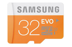 Samsung 32 GB Class 10 Memory Card 8% Off + Free Gift
