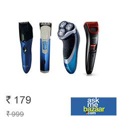 Trimmers, Dryers, Shavers Buy Now At Affordable Prices