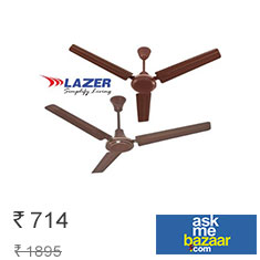 LAZER 1200 mm Ceiling Fans Buy Now
