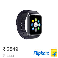 Noise GT08 Smartwatch at Rs. 2849
