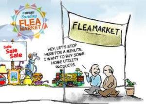 ShopClues Sunday Flea Market