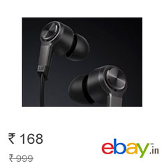 Xiaomi Mi Piston 3 Earphone Buy Now