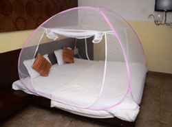 Classic Double Bed Mosquito Net