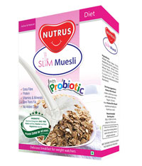Nutrus Probiotic Slim Muesli