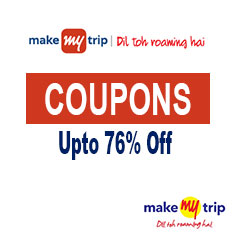 Makemytrip coupons india