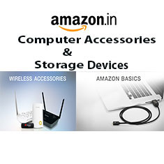 Computer Accessories and Storage Devices