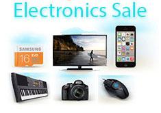 Amazon Electronics Sale