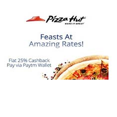 Pizza Hut Store Offer