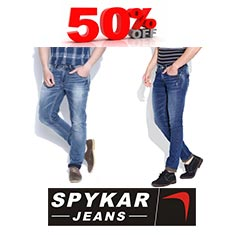 Spykar Jeans Offers