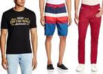 VANS Men's Clothing