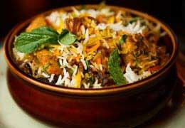 Biryani Foodpanda