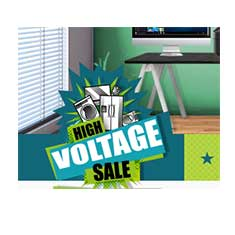 ShopClues High Voltage Sale Offers