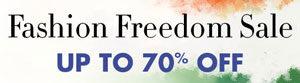 Freedom Fashion Sale