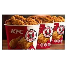 KFC Gift Voucher Offer