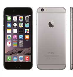 Apple iPhone 6 Space Grey Offer