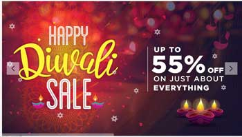 Pepperfry Happy Diwali Sale