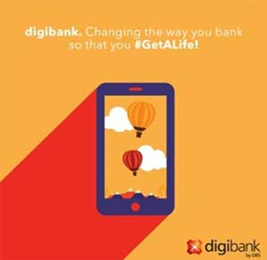 Digibank Cashback Offers