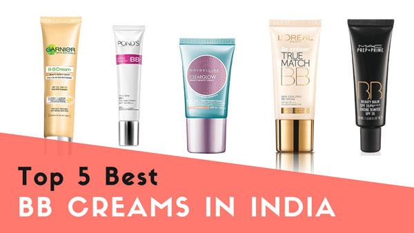 Top 5 Best BB Creams
