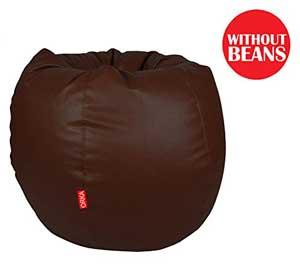 Bean Bag Cover Brown