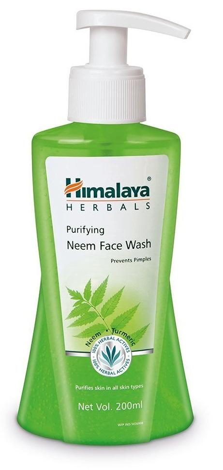 himalaya neem face wash 200ml