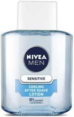 nivea men sensitive cooling after shave lotion