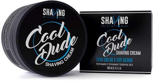 Shaving Station Shaving Cream