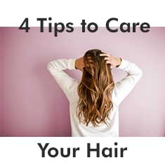 Maintain Your Hair at Home
