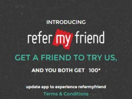 BookMyShow Refer Offer Refer Your Friends to BookMyShow