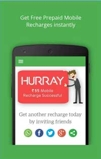 TaskBucks – Free Paytm Cash & Recharge