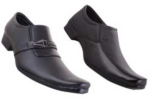Men's Formal Leather Shoes at Rs. 399 + Free Shipping + COD